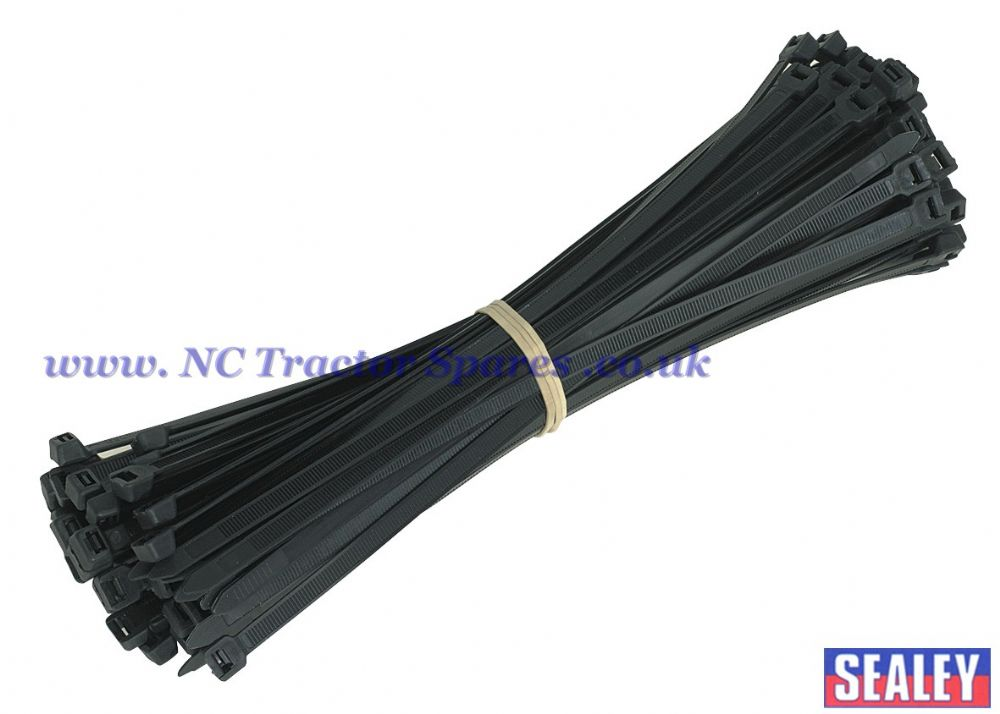 Cable Ties 7.6 x 350mm Pack of 50